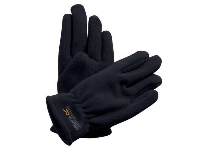 Regatta Taz II Gloves Kids, black